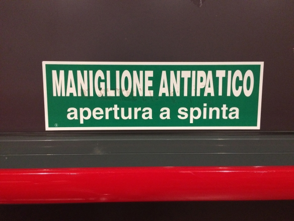antipatico