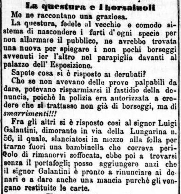 Il Messaggero 23-1-1883 (n. 23, p. 3)