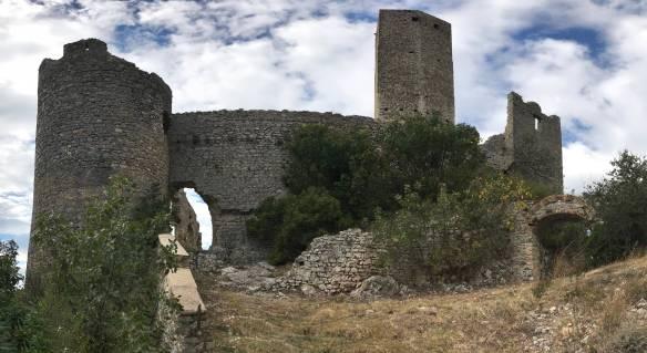 Castello Catino ridotto